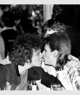 Lou Reed & Bowie Kiss