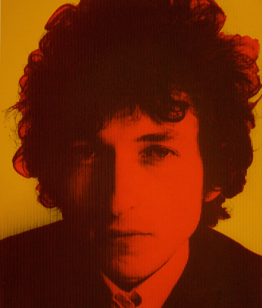Bob Dylan I website