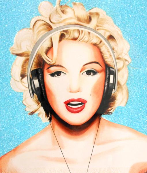 Marilyn Diamond Dust Blue copy